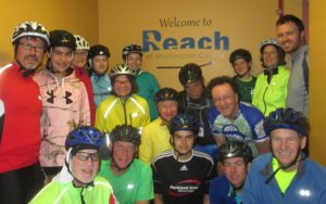 Hagerstown bike 2017 group