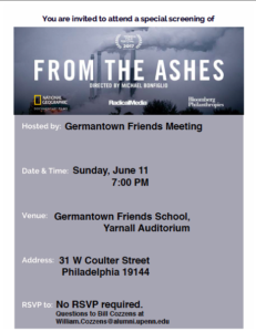 Germantown event flier 2 image