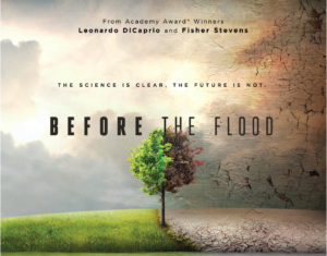 Before The Flood promo photo